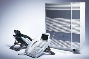 オフィス向けネットワーク構築ビジネスホンの設置